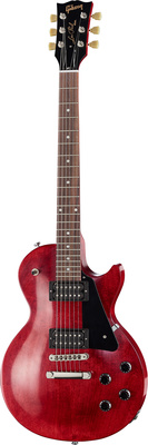 Gibson Les Paul Faded T 2017 Worn Cherry